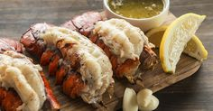 Valentine's Day Pecan Grilled Lobster Tails Recipe   Traeger Wood Fired Grills