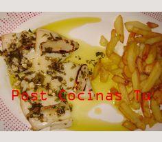 SEPIA A LA VINAGRETA ~ Post Cocinas Tu