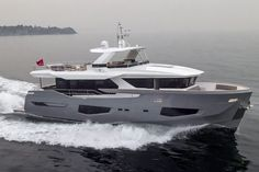 Numarine High-Speed Expedition Yacht is Just Right Row Row Your Boat, Row Row Row, Private Plane, Private Jet, Explorer Yacht, Expedition Yachts, Luxury Yachts, Luxury Boats, Small Yachts