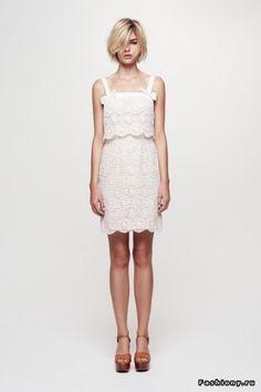 (+1) сообщ - Collette by Collette Dinnigan осень-зима 2014   Мода