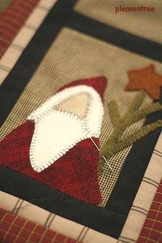 Wool - a Cheri Payne's pattern !