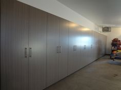 Our Work | Custom Garage Cabinets | Organized Spaces of Minot - Minot, ND