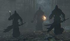 7. Bloodborne, Shadow of Yharnam