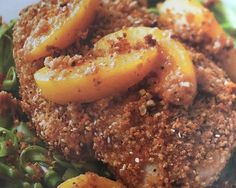 Ingredients 4 large ripe fresh peaches or one 16-ounce bag unsweetened frozen sliced peaches 4 pieces whole wheat sandwich bread (4 ounces) 1 tablespoon sesame seeds ¾ teaspoon paprika ½ teaspoon salt ½ teaspoon freshly ground pepper 3 cloves fresh garlic ¼ cup olive oil 1/3 cup white wine vinegar 1 teaspoon dried oregano 1Read More