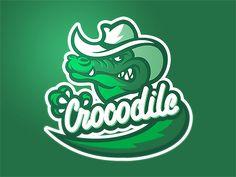 logobaker.ru   логотип   Crocodile