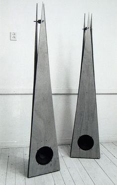Gerrit van Bakel, Speaker Box. 1981