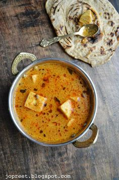 Paneer Makhani ( Cottage Cheese in a rich and aromatic Butter sauce.)