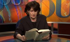 "Irish poet Eavan Boland reads ""Quarantine.\"""