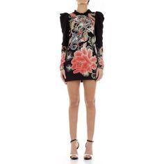 Κοντά Φορέματα John Richmond RWA19383VE Textiles, Glamour, Collection, Mini, Unique, Sleeves, Dresses, Women, Style