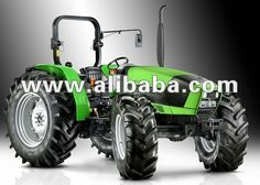 SAME Deutz Fahr Tractor