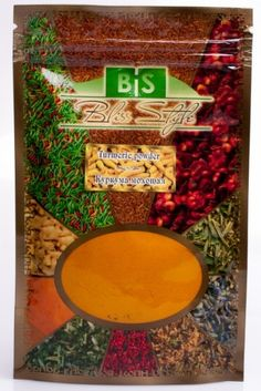 Купить куркума молотая bliss style в Ramayoga.ru от 25 руб