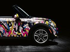 Vehicle wrap inspiration...