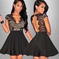Brand:Unbranded Dress Length:Extra Short, Micro Mini Size Type:Regular Sleeve Style:Sleeveless Mater