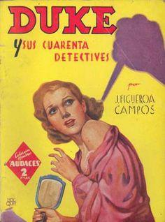 Duke y sus cuarenta detectives   La editorial Molino