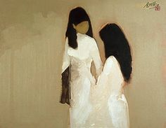 I am obsessed with Nguyen Thanh Binh. One day, I will have an original in my living room.