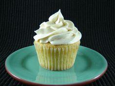 Eat Cake For Dinner: Vanilla Cupcakes