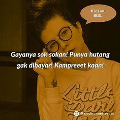Sindiran Netizen Indonesia (@sindirannetizen.id) • Instagram photos and videos Islamic Quotes, Photo And Video, Videos, Photos, Instagram, Pictures, Video Clip, Cake Smash Pictures