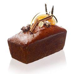 Pain d'Épices à l'orange 2 Tailles : petit (15,50 € ttc) et grand (20,80 €) RETRAIT EN BOUTIQUE ! Loaf Cake, Pound Cake, Citrus Cake, Cake Bouquet, Individual Cakes, Cafe Shop, Small Cake, French Pastries, Macaron