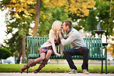 This photo is of a couple, potentially on a date, or an engagement photo. But it relates to this class and couplehood