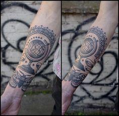 47 Best Globe Tattoo images in 2018 | Globe tattoos, Earth