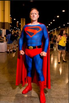 Kingdom Come Superman as cosplayed by Bob Kieffer Superman Cosplay, Superman Art, Superhero Cosplay, Superman Man Of Steel, Dc Cosplay, Best Cosplay, Superman Stuff, Awesome Cosplay, Cosplay Style
