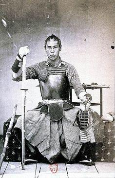 Takasugi Shinsaku.  (Foto di Ueno Hikoma)