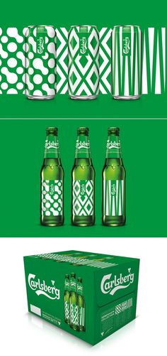 Check Out This Striking Special Limited Edition Packaging for Carlsberg — The Dieline | Packaging & Branding Design & Innovation News