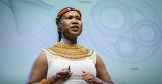 Patience Mthunzi: Could we cure HIV with lasers? | TED Talk | TED.com