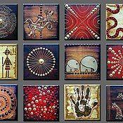 Картины и панно ручной работы. Ярмарка Мастеров - ручная работа ЭтноАфрика. Handmade.