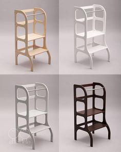 hochstuhl lernturm nach montessori stuhl hocker. Black Bedroom Furniture Sets. Home Design Ideas