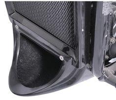 Yamaha Stryker Radiator Cover