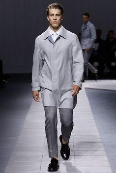 Brioni Spring 2016 Menswear Fashion Show