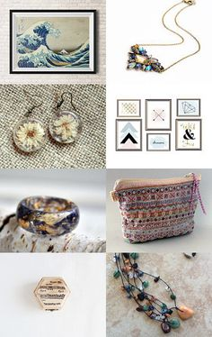 Feeling Blue by Julia on Etsy--Pinned with TreasuryPin.com