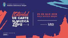 Hai la fEstival! Între 25-28 iulie ai întâlnire cu mii de cărți, sute de albume și zeci de artiști! Ne vedem în Piața Sfatului!