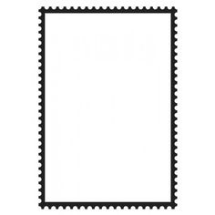 Coloring page Rectangular Postage Stamp ❤ liked on Polyvore featuring home, home decor, frames, backgrounds, borders, fillers, stamp, picture frames, effect and colored picture frames
