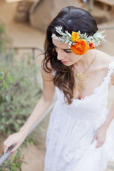 Modern Mexican wedding inspiration  // The Singular Bride