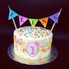 Tarta cumpleaños por Sanlicious