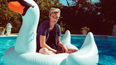 Lucky Blue Smith and Sean O'Pry front the Spring/Summer 2016 campaign of Penshoppe.