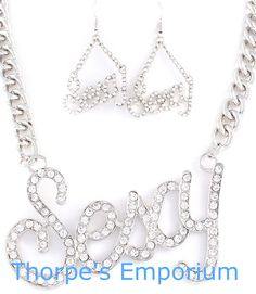 Sexy fashion necklace
