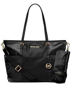 MICHAEL Michael Kors Jet Set Large Pocket Diaper Bag - Michael Kors Handbags - Handbags & Accessories - Macy's