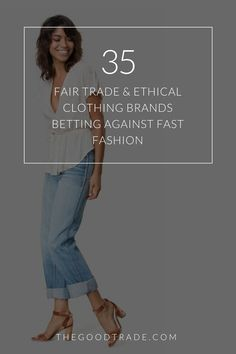 During #FashionRevolution week, we're asking #whomademyclothes? This guide will help you discover ethical brands that can answer that question with pride & transparency.