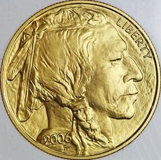 SOLD  2006 Buffalo $50 Gold .9999 fine, first strike NGC MS70, Awesome Design, Perfect $1899 Cabbage Roll, Trail Of Tears, Wars Of The Roses, Gold And Silver Coins, Metal Detecting, Prehistory, Us Coins, Coin Collecting, Precious Metals