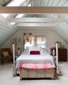 bedroom via @Design*Sponge