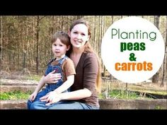 How To Plant Peas and Carrots in a Raised Bed