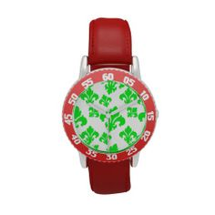 =>>Save on          	Fleur De Lis 4 Green Wristwatches           	Fleur De Lis 4 Green Wristwatches today price drop and special promotion. Get The best buyShopping          	Fleur De Lis 4 Green Wristwatches Review from Associated Store with this Deal...Cleck Hot Deals >>> http://www.zazzle.com/fleur_de_lis_4_green_wristwatches-256203940491376791?rf=238627982471231924&zbar=1&tc=terrest