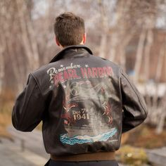 Cockpit USA and Budweiser have teamed up to create a limited edition jacket to commemorate the 75th Anniversary of the attacks on Pearl Harbor. Handprinted and made in the USA, there are only 75 of these in existence. Click to read more.