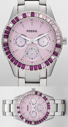 i really want a fossil watch