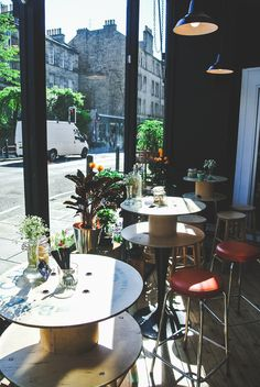 Artisan Roast Café Coffee + Flowers Edinburgh