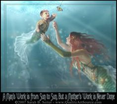 beatiful unicorn images on deviant | Mother's Work by MisticUnicorn on deviantART - Google Chrome_2014-04 ...