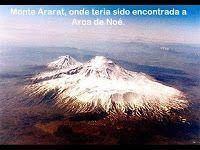 Assunto Super Interessante: Investigação - A Arca de Noé Descoberta no Monte A...